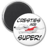 Super Crestie Magnet