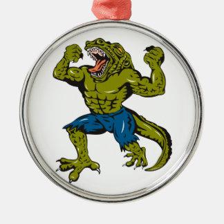 Super Croc Christmas Tree Ornament