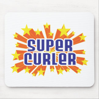 Super Curler Mouse Mat