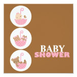Super Cute Baby Shower Invitations