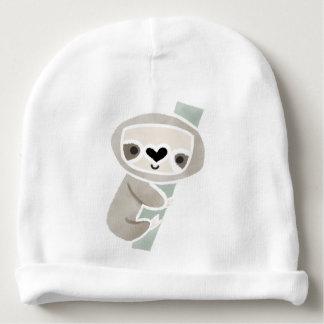 super cute baby sloth baby beanie