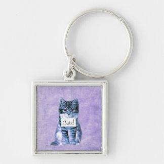 Super Cute Cat keychain
