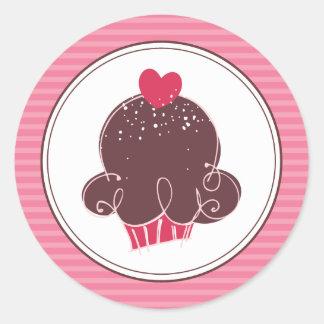 Super Cute Cupcake Stickers