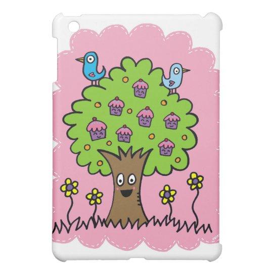 Super cute cupcake tree ipad case! cover for the iPad mini