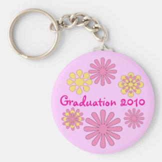 Super cute graduation key chain