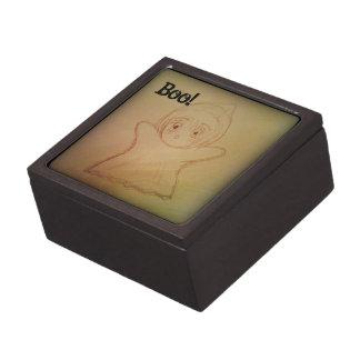 Super Cute Halloween Ghost GiftBox Gift Box