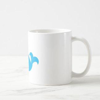 Super cute happy NARWHALE Coffee Mugs