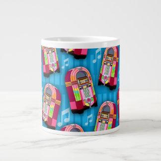 Super Cute Jukebox Time Large Coffee Mug