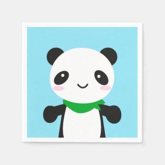 Super Cute Kawaii Panda Napkin