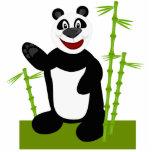Super Cute Panda bear Photo Cut Outs