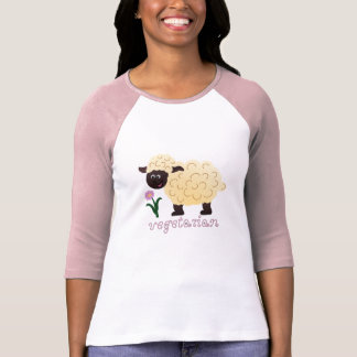 Super-cute vegetarian T-Shirt