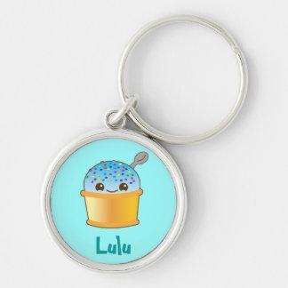 super cute Yummy Yummy bucket icecream! Keychain