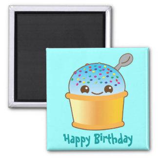 super cute Yummy Yummy bucket icecream! Magnet