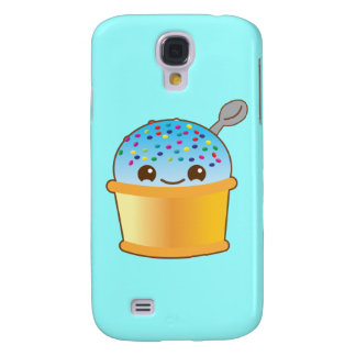 Super cute Yummy Yummy bucket icecream! Samsung Galaxy S4 Case