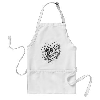 Super Dad 1 Adult Apron
