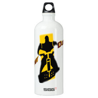 Super Dad Aluminum Water Bottle