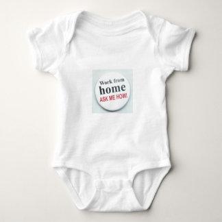Super Dad Baby Bodysuit