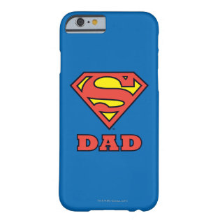 Super Dad Barely There iPhone 6 Case