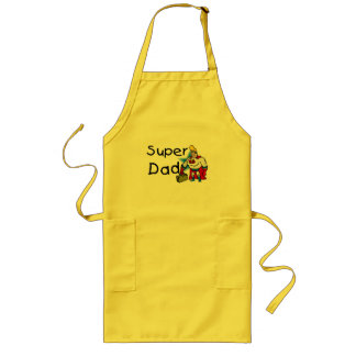 Super Dad (Business) Long Apron
