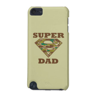 Super Dad Camo iPod Touch (5th Generation) Case