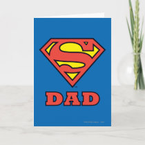 Super Dad Card