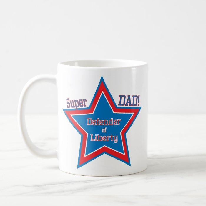 Super DAD! Coffee Mug