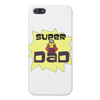 Super Dad! Cover For iPhone 5/5S