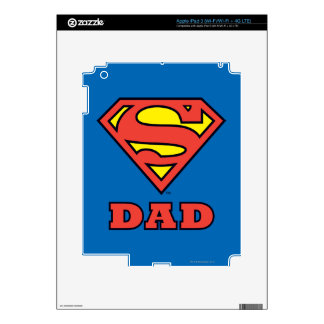 Super Dad Decal For iPad 3