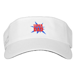 Super Dad Father's Day Visor Headsweats Visors
