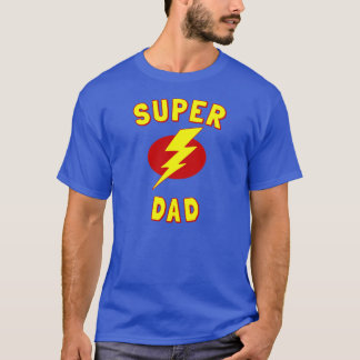 Super Dad Funny Father's Day T-Shirt