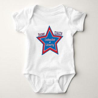 Super DAD! Infant Creeper