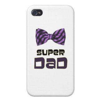 Super Dad iPhone 4 Case