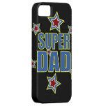 Super Dad iPhone 5 Case