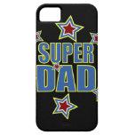 Super Dad iPhone 5 Cases