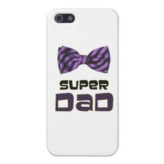 Super Dad iPhone 5 Cover