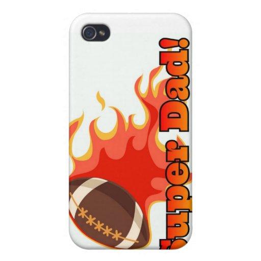 Super Dad iPhone 4/4S Cases