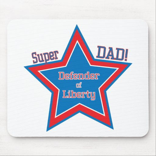 Super DAD! Mouse Pad