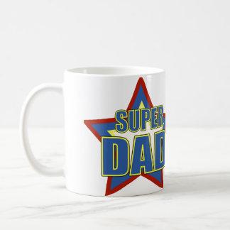 Super Dad Classic White Coffee Mug