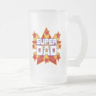 Super Dad Mugs