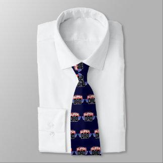 Super Dad Neck Tie