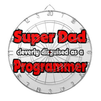 Super Dad ... Programmer Dart Boards