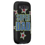 Super Dad Samsung Galaxy S3 Case