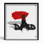 Super Dad Scribble Text With Cape Binders