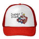 Super Dad (Sleeping) Trucker Hat