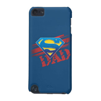 Super Dad Stripes iPod Touch 5G Case