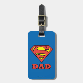 Super Dad Tag For Luggage