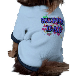Super Dad Tshirts, Hoodies, Mugs, Gifts Dog T-shirt