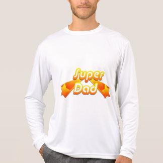 Super Dad Yellow T Shirt