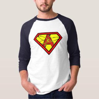 Super Dancer Baseball Shirt