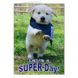 Super Day card